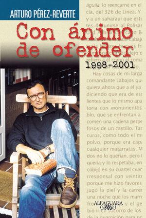CON ANIMO DE OFENDER (DIGITAL)