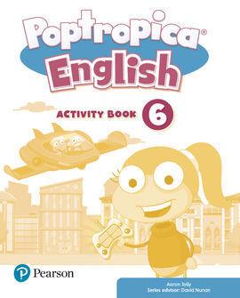 POPTROPICA ENGLISH 6 ACTIVITY BOOK