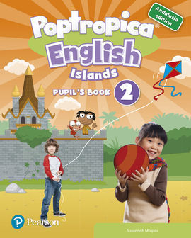 POPTROPICA ENGLISH ISLANDS 2 PUPIL'S PACK