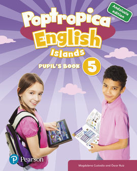 POPTROPICA ENGLISH ISLANDS 5 PUPIL´S+CODE