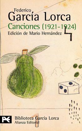 CANCIONES (1921-1924)