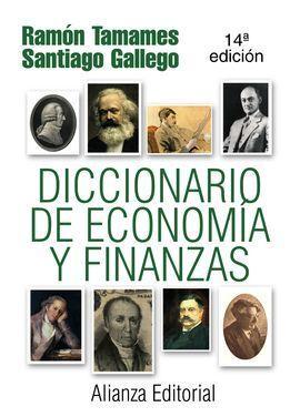 DICCIONARIO DE ECONOMÍA Y FINANZAS