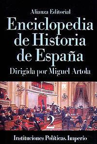 ENCICLOPEDIA DE HISTORIA DE ESPAÑA