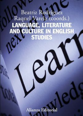 LANGUAGE, LITERATURE AND CULTURE IN ENGLISH STUDIE