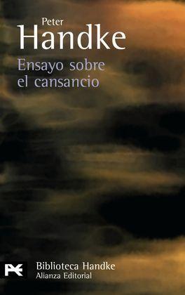 ENSAYO SOBRE EL CANSANCIO