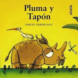PLUMA Y TAPÓN