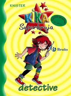 KIKA SUPERBRUJA DETECTIVE VOL. 1