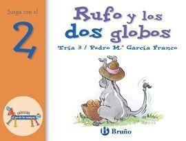 RUFO Y LOS DOS GLOBOS