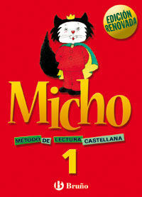 MICHO 1 MÉTODO DE LECTURA CASTELLANA