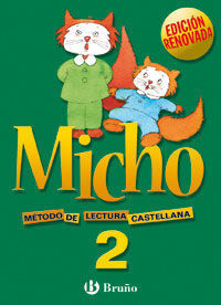 MICHO 2 MÉTODO DE LECTURA CASTELLANA