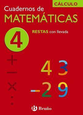 CUADERNOS DE MATEMÁTICAS 4