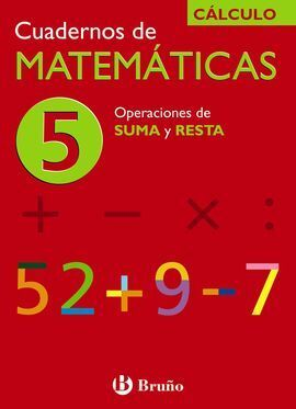 CUADERNOS DE MATEMÁTICAS 5