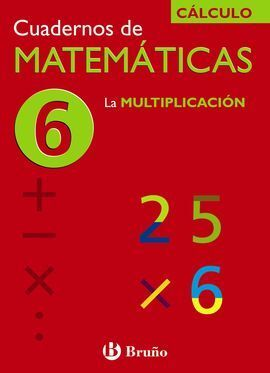 CUADERNO DE MATEMÁTICAS 6