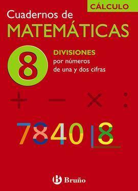 CUADERNOS DE MATEMÁTICAS 8