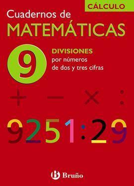 CUADERNOS DE MATEMÁTICAS 9