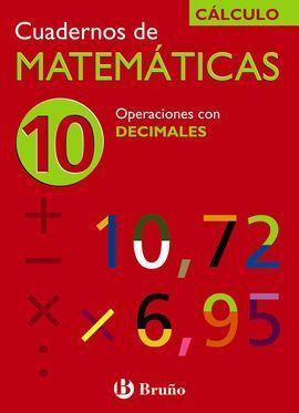 CUADERNOS DE MATEMÁTICAS 10