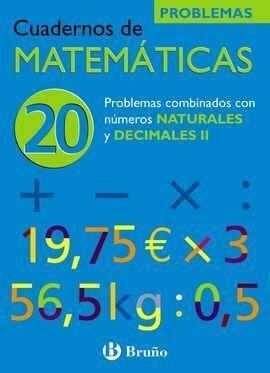 CUADERNOS DE MATEMÁTICAS 20