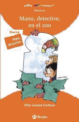 MANU, DETECTIVE, EN EL ZOO
