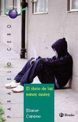 EL CHICO DE LAS MANOS AZULES
