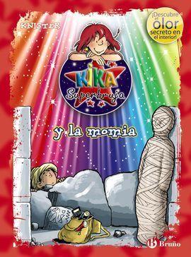 KIKA SUPERBRUJA Y LA MOMIA (ED. COLOR)