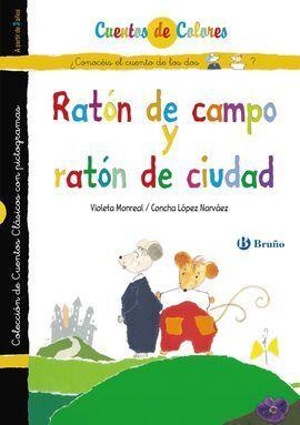 RATÓN DE CAMPO Y RATÓN DE CIUDAD ; EL GATO EN MASCARADO