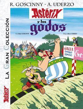 ASTÉRIX Y LOS GODOS. LA GRAN COLECCIÓN