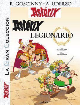 ASTÉRIX LEGIONARIO. LA GRAN COLECCIÓN