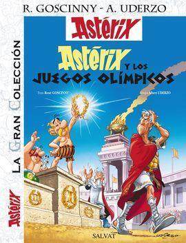 ASTÉRIX Y LOS JUEGOS OLÍMPICOS. LA GRAN COLECCIÓN