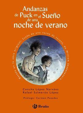 ANDANZAS DE PUCK EN E SUEÑO DE UNA NOCHE DE VERANO (Nº 11)