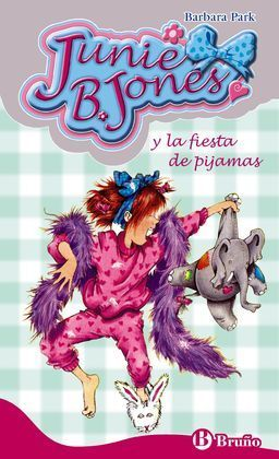 JBJ.13 JUNIE B JONES Y LA FIESTA DE PIJAMAS