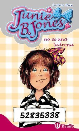 JBJ.08 JUNIE B. JONES NO ES UNA LADRONA