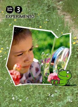 CUAD EXPERIMENTO JULIANA LA RANA 3 AÑOS TORBELLINO
