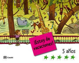 ESTOY DE VACACIONES 5 AÑOS