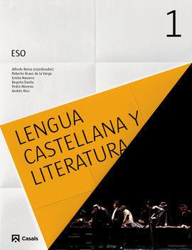 LENGUA CASTELLANA Y LITERATURA 1 ESO (2015)
