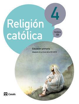 RELIGIÓN CATÓLICA 4 PRIMARIA (2015)