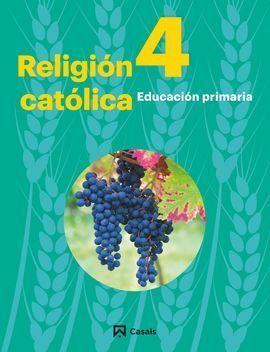 RELIGIÓN CATÓLICA 4PRIMARIA ANDALUCÍA-EXTREMADURA 2019
