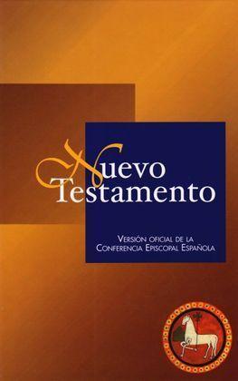 NUEVO TESTAMENTO (ED. TÍTPICA - CARTONÉ)