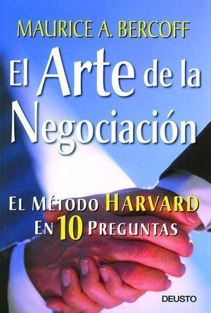 EL ARTE DE LA NEGOCIACIÓN
