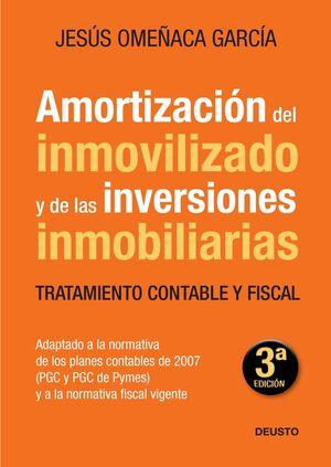 AMORTIZACIÓN DEL INMOVILIZADO Y DE LAS INVERSIONES