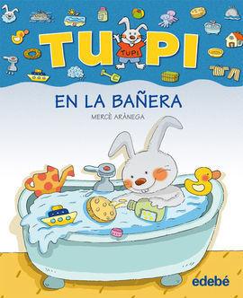 TUPI EN LA BAÑERA