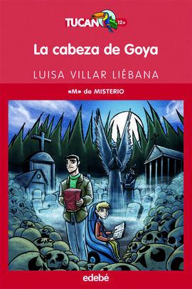 LA CABEZA DE GOYA