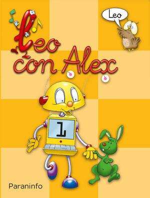 LEO CON ALEX 1. LEO