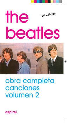CANCIONES II DE THE BEATLES