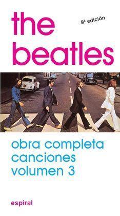 THE BEATLES. CANCIONES III
