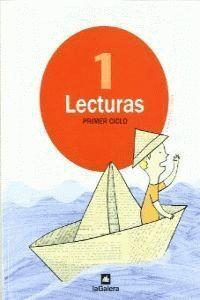 PROYECTO TREN, LECTURAS, EDUCACIÓN PRIMARIA, 1 CICLO. CUADERNO 1