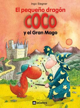 EL PEQUEÑO DRAGÓN COCO Y EL GRAN MAGO VOL. 4