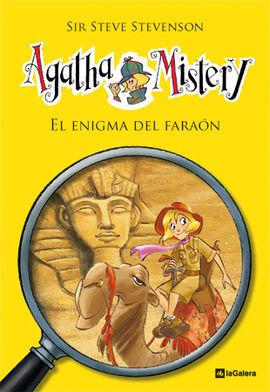 EL ENIGMA DEL FARAÓN AGATHA MISTERY 1