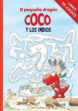EL PEQUEÑO DRAGÓN COCO Y LOS INDIOS