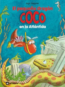 10. EL PEQUEÑO DRAGON COCO EN LA ATLANTIDA