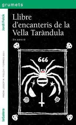EL LLIBRE D'ENCANTERIS DE LA VELLA TARÀNDULA